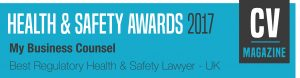 Health & Safety Awards 2017